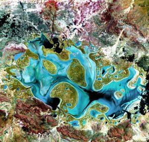 Озеро_Карнеги_Австралии